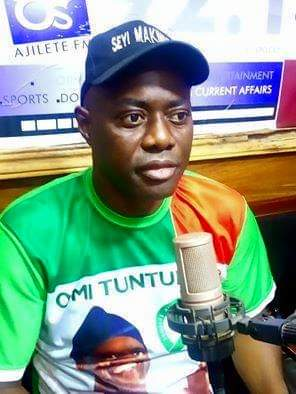 His Excellency Engr Seyi Makinde Live at Ajilete FM 92.1 Gambari Ogbomoso