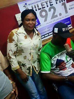 His Excellency Engr Seyi Makinde Live at Ajilete FM 92.1 Gambari Ogbomoso3