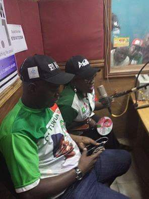 His Excellency Engr Seyi Makinde Live at Ajilete FM 92.1 Gambari Ogbomoso4