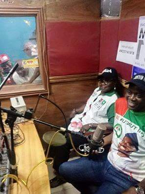 His Excellency Engr Seyi Makinde Live at Ajilete FM 92.1 Gambari Ogbomoso5