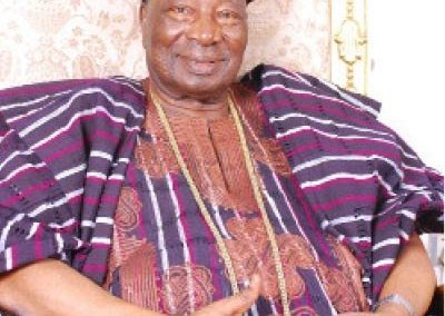 His Imperial Majesty Oba Dr. Jimoh Oladunni Oyewumi Ajagungbade 3