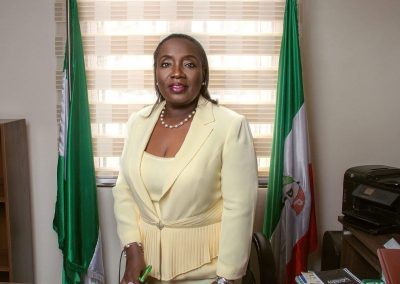 Hon. Mulikat Akande Adeola on Governmental Duty2