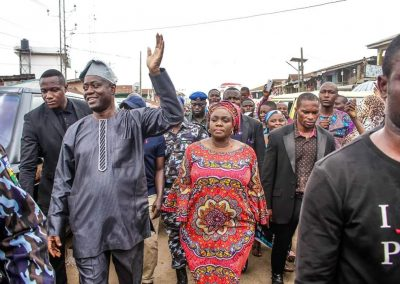 Latest Oyo State Governor Engr Seyi Makinde