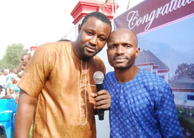 OGBOMOSO WEBSITE MANAGER MR JEREMIAH AND LAS KONGO